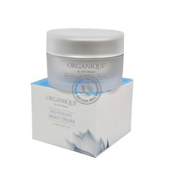 Kem dưỡng trắng da mặt Rehydrate Night Cream Organique
