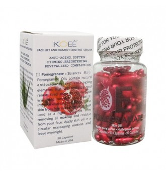 Viên Serum Chống Lão Hóa Dưỡng Trắng Da Pomegranate Skin Oil
