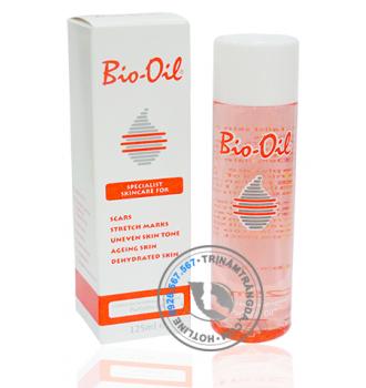 Tinh dầu trị rạn da Bio-Oil, làm mờ sẹo, vết thâm, nám
