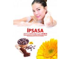 Kem tắm trắng da toàn thân Ipsasa từ hoa cúc và cà phê