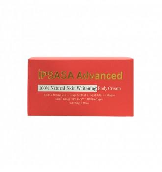 Kem dưỡng trắng toàn thân cao cấp Ipsasa Advanced SPF 45 PA+++