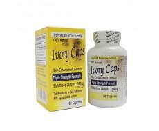 Ivory Caps Advanced - Viên Uống Trắng da Toàn Thân