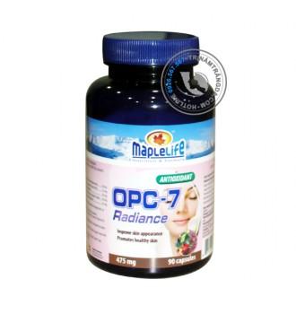 Maplelife OPC -7 Radiance Viên uống trắng da ngăn ngừa lão hóa