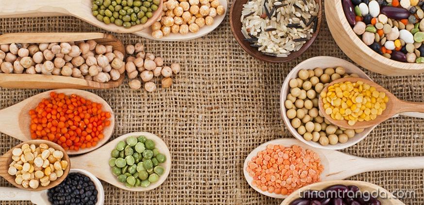 Các loại hạt tốt cho làn da khô