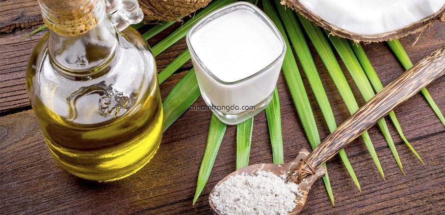 Cách chăm sóc da và tóc bằng dầu dừa ngay tại nhà