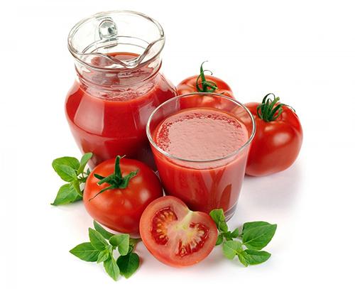 Xóa tàn nhang nhờ uống nước trái cây_1