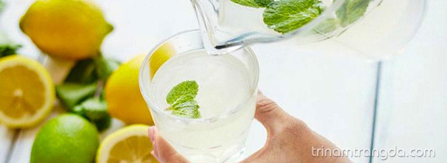 Những mẹo detox giải độc cơ thể giúp giảm cân nhanh 1