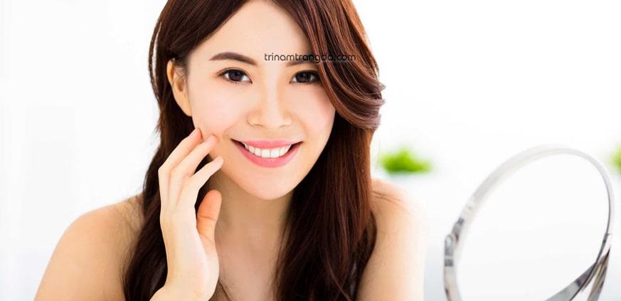 Chăm sóc da thường xuyên và đúng cách