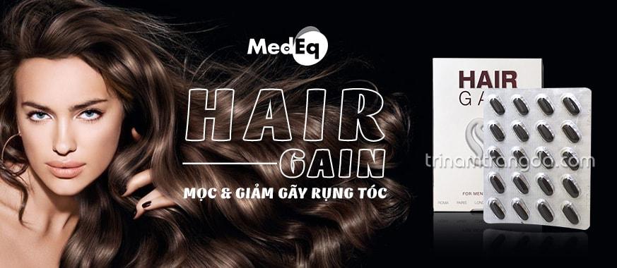 Viên uống ngăn ngừa rụng tóc Hair Gain