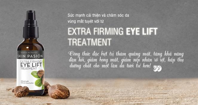 Tinh chất xóa nhăn trị thâm quầng mắt Skin Pasión Eye Lift Treatment