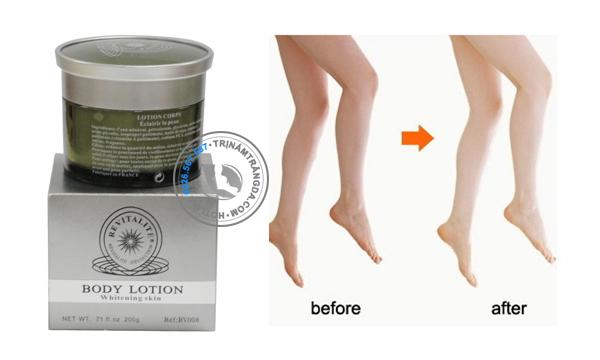 Kem Trắng Da Toàn Thân Revitalite Body Lotion
