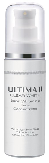 Tinh Chất Trị Nám Da Ultima Clear White Excel Whitening Face Concentrate 30ml 1oz_1
