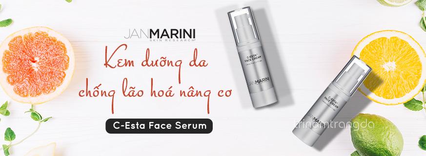 Kem chống lão hóa nâng cơ mặt Jan Marini C-Esta