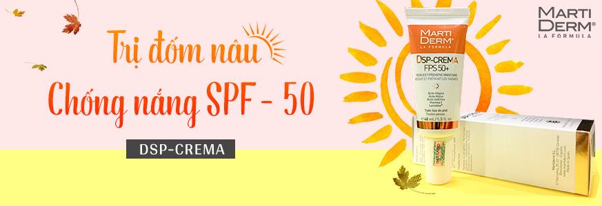 Kem trị đốm nâu chống nắng ban ngày MartiDerm 1