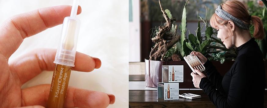 Serum trị sạm da chống lão hoá mạnh Martiderm Platinum