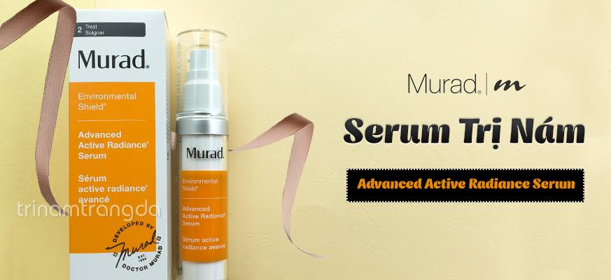 Serum Trị Nám Murad Advanced Active Radiance
