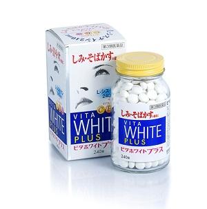 Viên Uống Trị Nám Vita White Plus_1